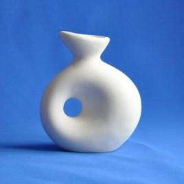 Delikli Vazo